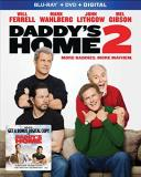 Daddy's Home 2 Ferrell Wahlberg Lithgow Gibson Blu Ray DVD Dc Pg13