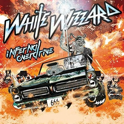 White Wizzard Infernal Overdrive