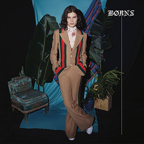 Børns Blue Madonna