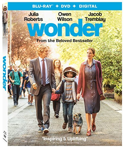 Wonder Tremblay Roberts Wilson Blu Ray DVD Dc Pg