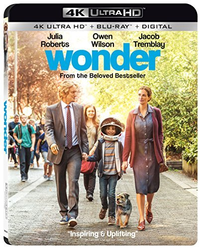 Wonder Tremblay Roberts Wilson 4k Pg