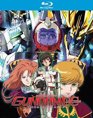 Mobile Suit Gundam Uc Collection Blu Ray Nr