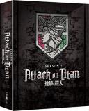 Attack On Titan Season 2 Blu Ray DVD Limited Edition