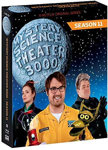 Mystery Science Theater 3000 Season 11 Blu Ray