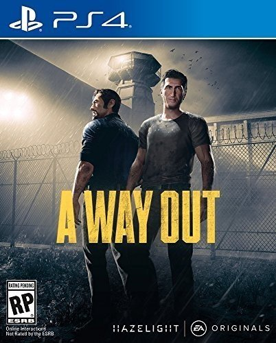 Ps4 A Way Out