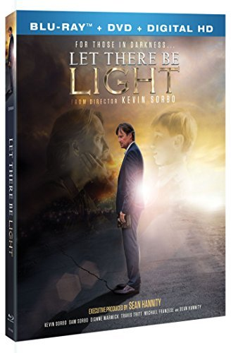 Let There Be Light Sorbo Warwick Tritt Blu Ray DVD Dc Pg13