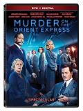 Murder On The Orient Express (2017) Depp Branagh Cruz Dench Dafoe Gad Ridley Pfeiffer DVD Dc Pg13