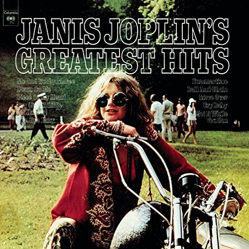 Janis Joplin Janis Joplin's Greatest Hits 150g Vinyl Includes Download Insert