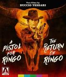 A Pistol For Ringo The Return Of Ringo Double Feature Blu Ray Nr