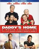Daddy's Home Daddy's Home 2 Double Feature Blu Ray