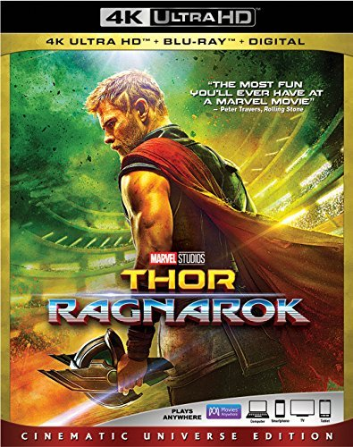 Thor Ragnarok Hemsworth Hiddleston Blanchett 4k Pg13