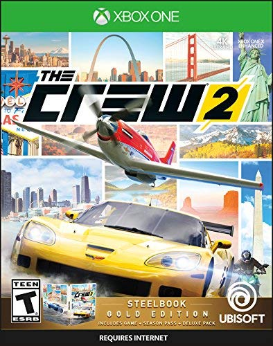 Xbox One The Crew 2 Gold Edition