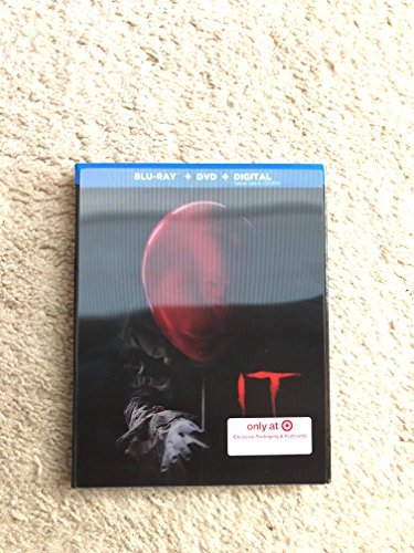 It (2017) Skarsgard Wolfhard Lieberher Lillis Jacobs Target Exclusive
