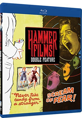 Never Take Candy From A Stranger Scream Of Fear Hammer Film Double Feature Blu Ray