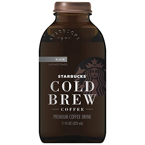 Beverage Starbucks Cold Brew Unsweetened