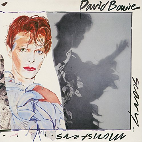 David Bowie Scary Monsters (and Super Creeps) 2017 Remastered Version