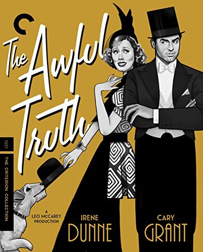 Awful Truth Grant Dunne Blu Ray Criterion