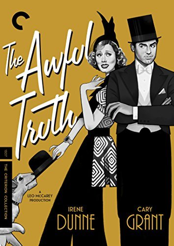 Awful Truth Grant Dunne DVD Criterion