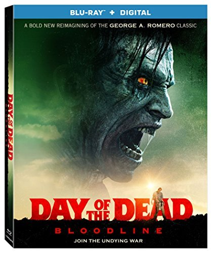 Day Of The Dead Bloodline Skelton Schaech Blu Ray Dc R