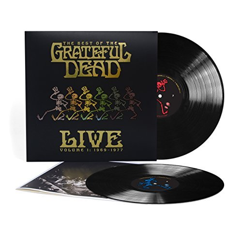 Grateful Dead Best Of The Grateful Dead Live Vol. 1 2lp