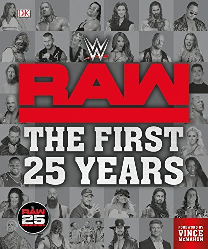 Dean Miller Wwe Raw The First 25 Years