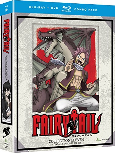 Fairy Tail Collection Eleven Collection 11 Blu Ray DVD Nr