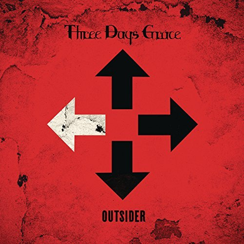 Three Days Grace Outsider