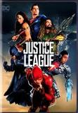 Justice League (2017) Affleck Gadot Momoa Fisher Miller Cavill DVD Pg13