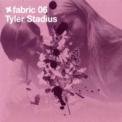 Tyler Stadius Vol. 6 Fabric