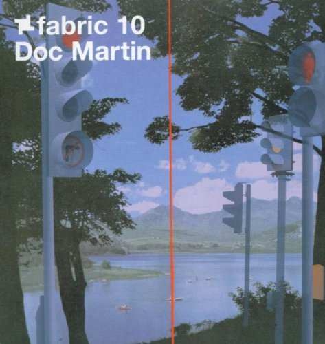 Doc Martin Vol. 10 Fabric