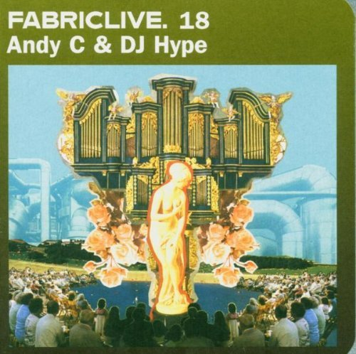 Andy C & Dj Hype Fabriclive 18