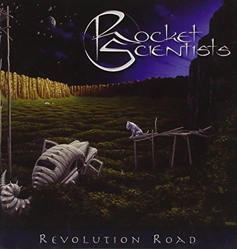 Rocket Scientists Revolution Road 2 CD Set