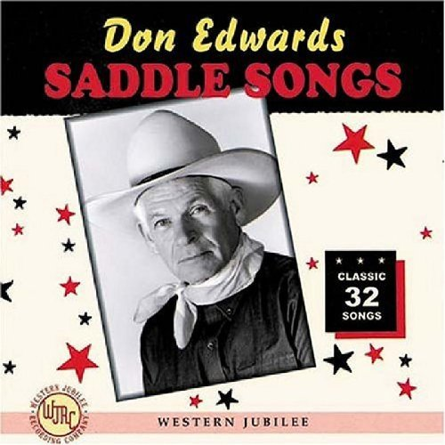 Don Edwards Saddle Songs 2 CD Set