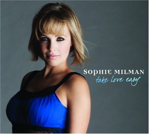 Sophie Milman Take Love Easy Import Can