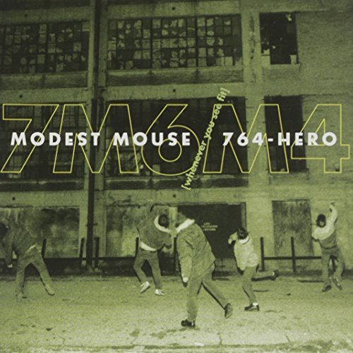Modest Mouse Seven Six Four He Whenever You See Fit Ep