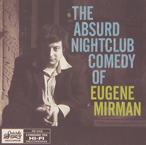 Mirman Eugene Absurd Nightclub Comedy Of Eug 2 CD Set