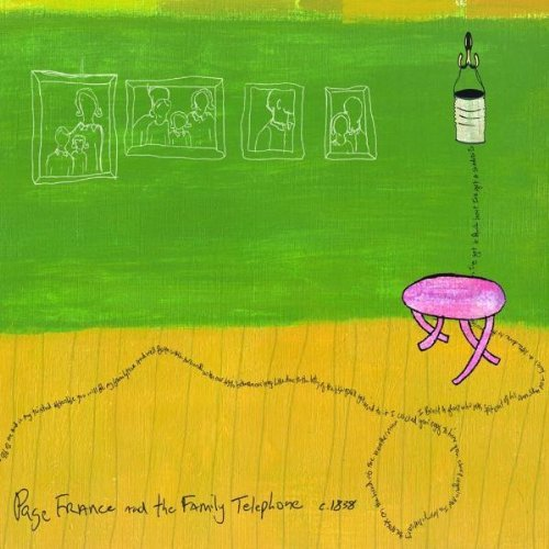 Page France And The Family Telephone Digipak