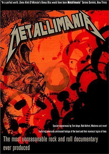 Metallica Metallimania Import Gbr Ntsc (0)