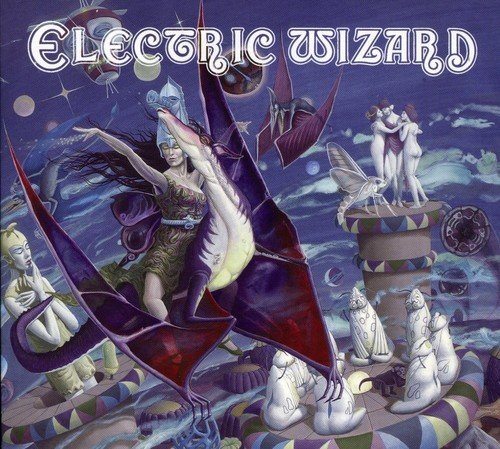 Electric Wizard Electric Wizard (mini Lp Sleev Import Digipak