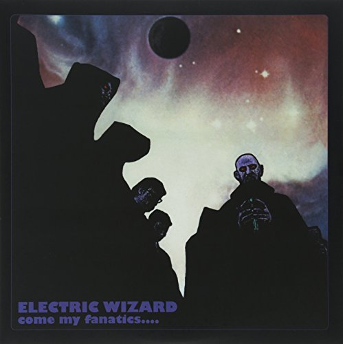 Electric Wizard Come My Fanatics 180gm Purple Vinyl Limited To 1000 Copies. 2 Lp