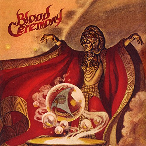 Blood Ceremony Blood Ceremony Import Gbr