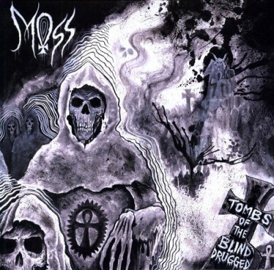 Moss Tombs Of The Blind Drugged Import Gbr 10 Inch Vinyl