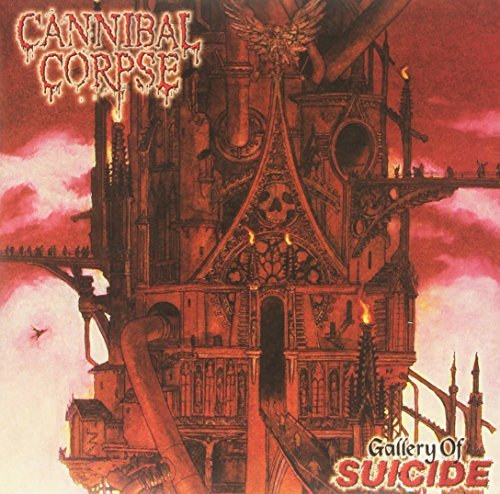 Cannibal Corpse Gallery Of Suicide
