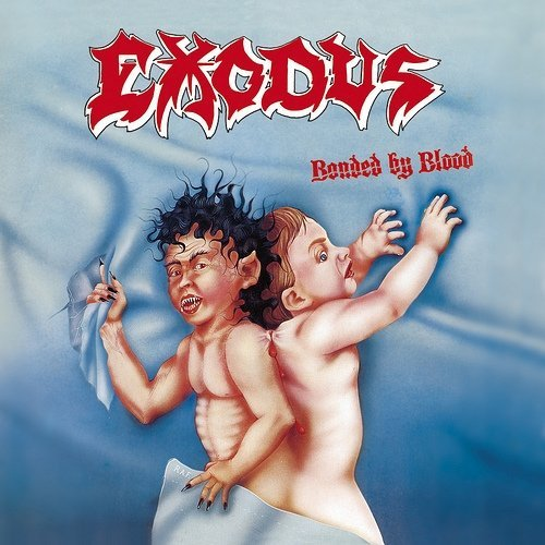 Exodus Bonded By Blood 2 Lp