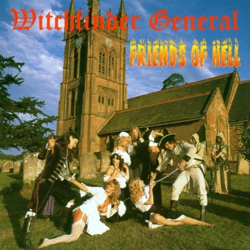 Witchfinder General Friends Of Hell