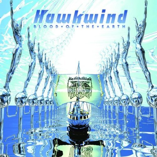 Hawkwind Blood Of The Earth