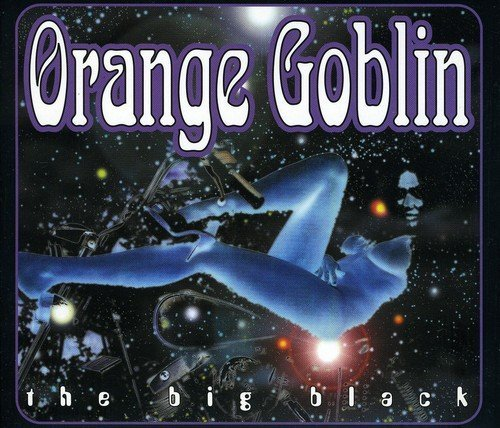 Orange Goblin Big Black Import Gbr