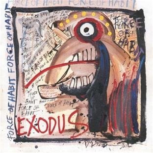 Exodus Force Of Habit Lmtd Ed. White Lmtd Ed.
