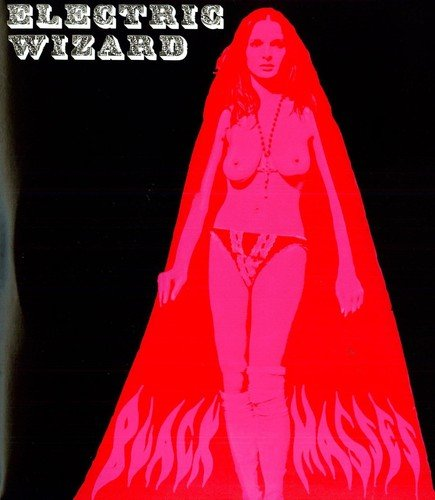 Electric Wizard Black Masses Import Gbr 2 Lp