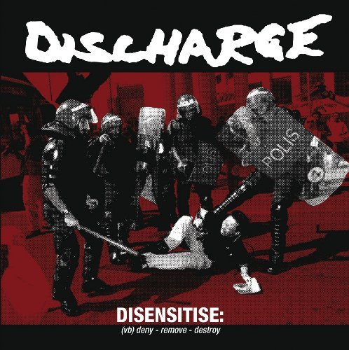 Discharge Disensitise